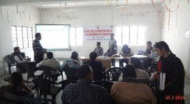 District Level Coordination Meeting with Civil Sergeon Sitamarhi