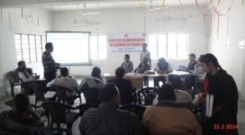 District Level Coordination Meeting with Civil Sergeon Sitamarhi