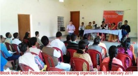 Block level child protection committee_ Members training program